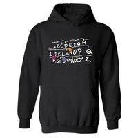 Stranger Things Sweatshirt New TV Show Men Cotton Clothes Stranger Things Hoodie Sweatshirts Fashion Hooded Most