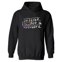 Stranger Things Sweatshirt New TV Show Men Cotton Clothes Stranger Things Hoodie Sweatshirts Fashion Hooded Most
