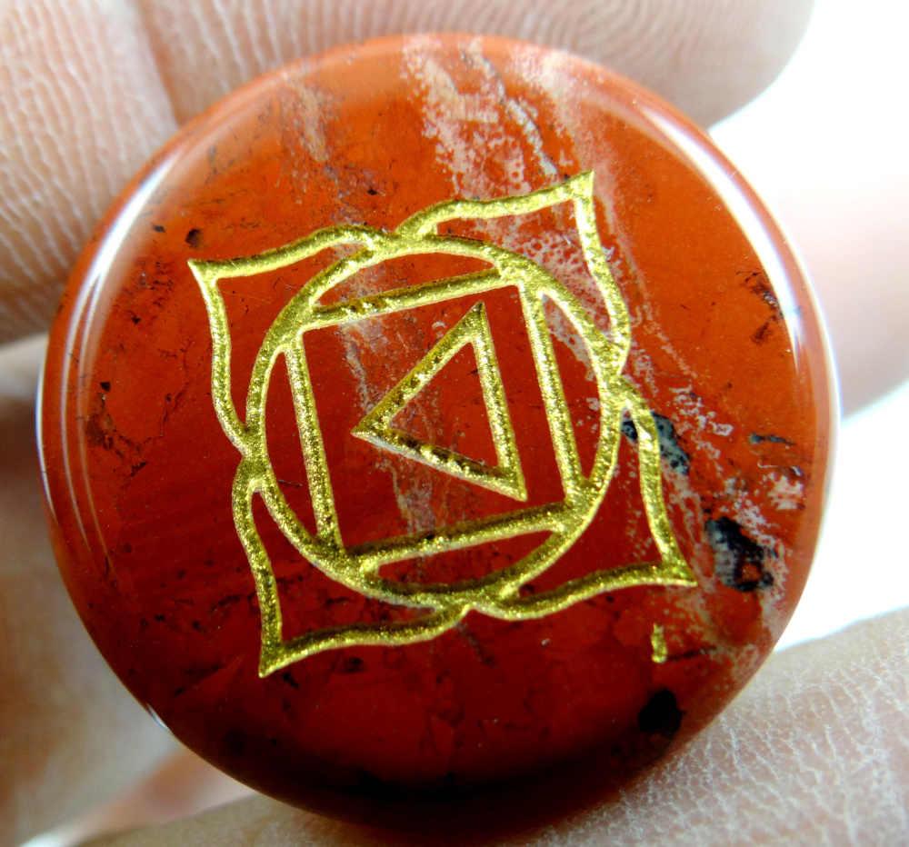 Pedra natural esculpida chakra pingente forma redonda roxo cristal quartzo lapis gargantilha reiki 7 chakra pedra pingente colar sem furo