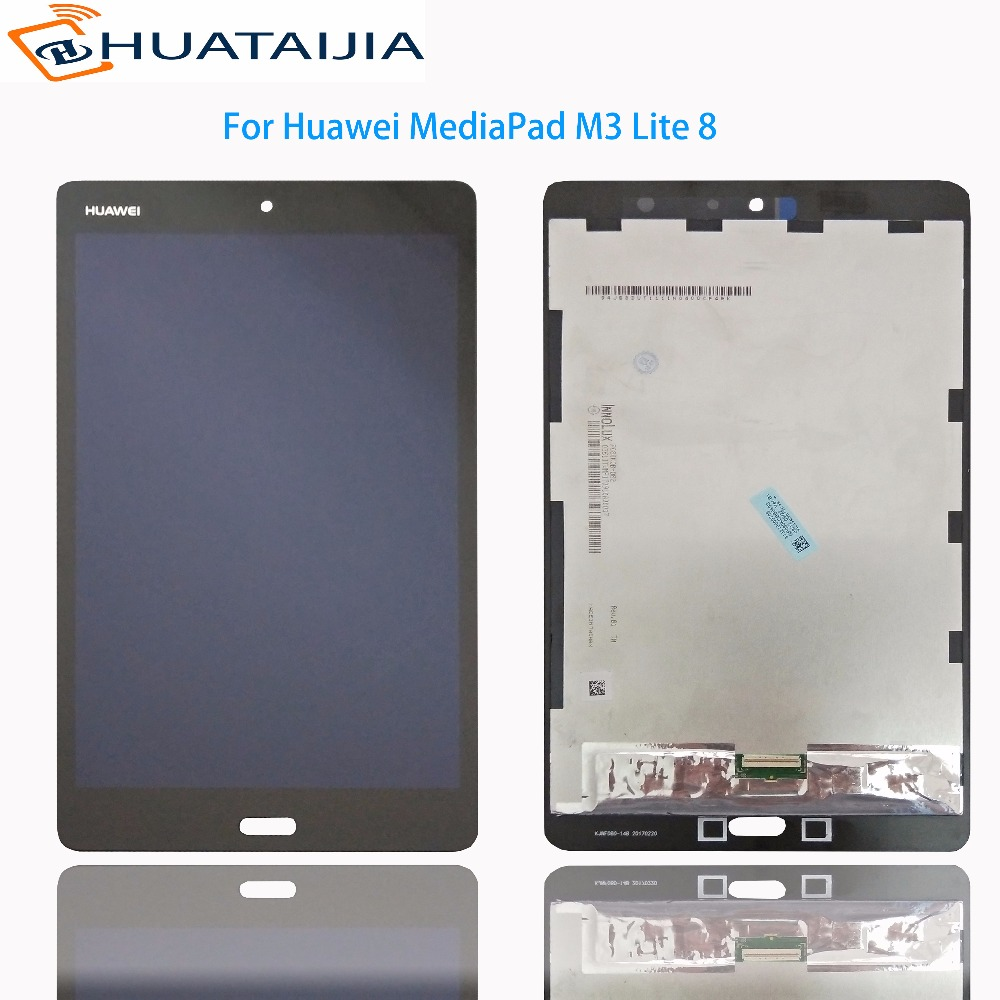 For Huawei MediaPad M3 Lite 8 8.0 CPN-W09 CPN-AL00 CPN-L09 LCD Display +Touch Screen Digitizer Assembly for huawei p9 lite g9 lcd display touch screen 100