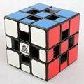 Witeden agujero de gusano velocidad cubo cubo mágico puzzle cubos juguetes educativos para niños de los niños