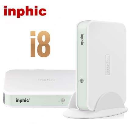 US $97 88  Inphic I8 OCTA CORE CPU/GPU 1G/8G Wifi Android 4 4 TV BOX Smart  Tv Box 3D H 265 4K*2K Google Play Store Youtube Kodi IPTV-in Set-top Boxes