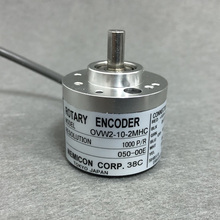 цена на Hot sale NEMICON OVW2-10-2MHC Open Collector Output 100 200 360 500 600 1000 1024 2000 2500 ppr incremental rotary encoder