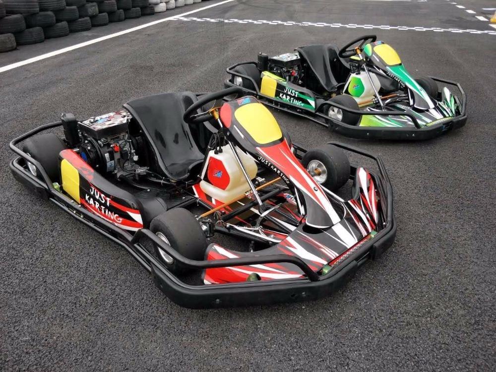 Top qualité aller kart pour racing adulte racing drift jeu de go kart