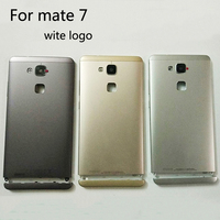 Original 100 New Battery Door Back Cover Housing Case For Huawei Mate 7 Mate7 With Camera