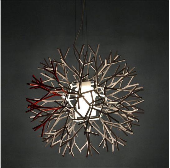 Moderni luster industrijska svjetiljkaModern kreativni luster - Unutarnja rasvjeta - Foto 2