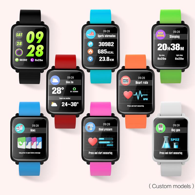 все цены на BOAMIGO Bluetooth Smart Watch Fashion Smart Wristband Call Message Reminder Pedometer Calorie For IOS Android Phone Call Relogio