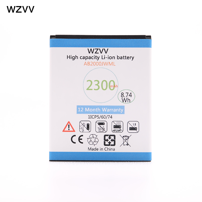wzvv 2300mAh  AB2000JWML for Philips Xenium S337 CTS337 Batteries + Tracking Codewzvv 2300mAh  AB2000JWML for Philips Xenium S337 CTS337 Batteries + Tracking Code