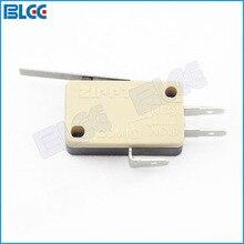 30 шт./лот микропереключатель Zippy 3pin Микропереключатель с чипом для аркадной кнопки джойстика