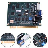 Multi Function 60 In 1 Game Player Board For Classic JAMMA 60in1 Multicade Arcade Board CGA