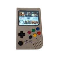 Porable Ретро LCL-Pi Raspberry Pi 3A + для Game Boy игровая консоль 3,5 дюйма Ручные игры Встроенный 6000 игр