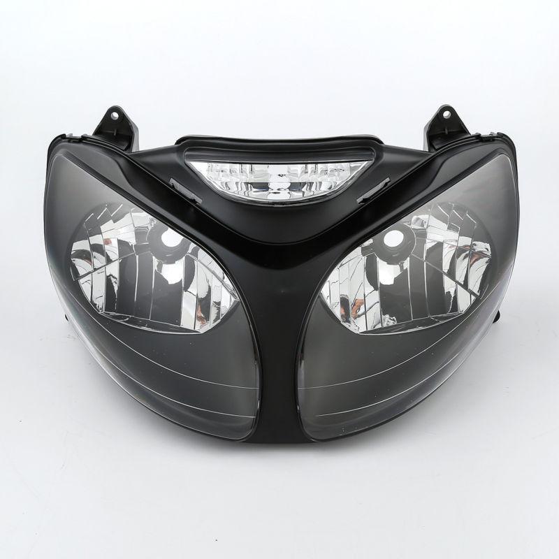 Front Headlight Clear Headlamp For KAWASAKI ZX-12R ZX12R 2000-2001 Brand New