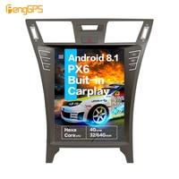 Car Multimedia Player For Lexus LS460 LS600h 2006 2007 2012 Android px6 tesla Screen Stereo Audio radio autoradio GPS Head unit