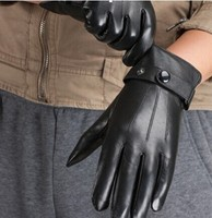 Leather Gloves Motorcycle
