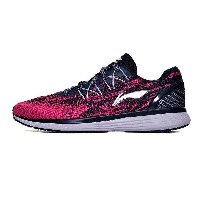 Li-Ning Hommes de 2017 Vitesse Étoiles chaussures de course à coussin Respirant tennis textile Doublure Lumière chaussures de sport ARHM063 XYP467 - 5