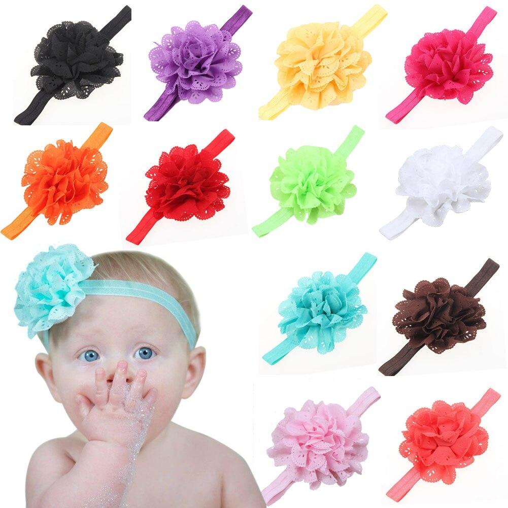 №Alta calidad bebé Accesorios de pelo lindo GRIL ahueca hacia fuera ...
