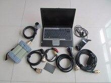 Mb star c3 с d630 для dell ноутбук новейшее программное обеспечение SSD Суперскоростной автомобильный диагностический инструмент готов к использованию