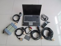 mb star c3 with d630 for dell laptop newest software ssd super speed car diagnostic tool ready to use