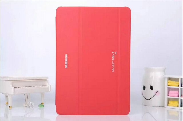 For GALAXY Tab E 9.6 T561 Business Leather Cover Case funda For Samsung GALAXY Tab E 9.6 T560 SM-T560+protective film+stylus