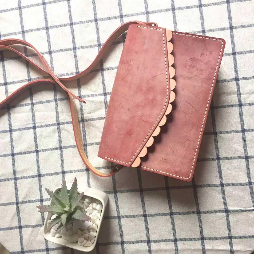 Japan Steel Blade Wooden Die Handbag Shoulder Bag Leather Craft Punch Hand Tool Cut Knife Mould