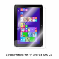 Clear LCD PET Film Anti Scratch Anti Bubble Touch Responsive Screen Protector For Tablet HP ElitePad