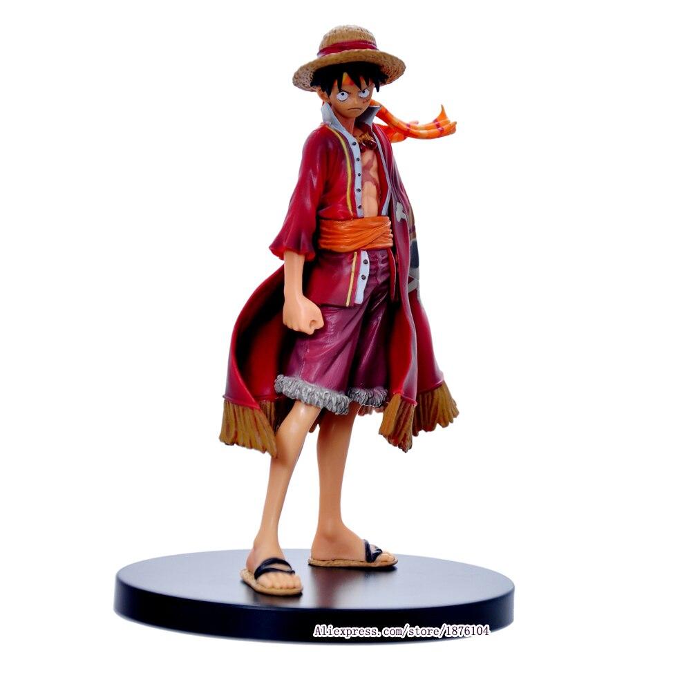 Figuras de Ação e Toy 17 cm anime one piece Grau de Completude : Produtos Acabados