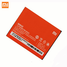 Original Xiaomi BM45 Phone battery For Redmi Note 2 Mi Note2 3020mAh