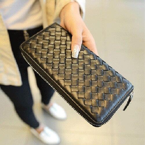 Clutch Long Dollar Price Designer New Brand Ladies Leather Luxury Women Wallets Female Purse Handy Bag Carteras Wallet Money