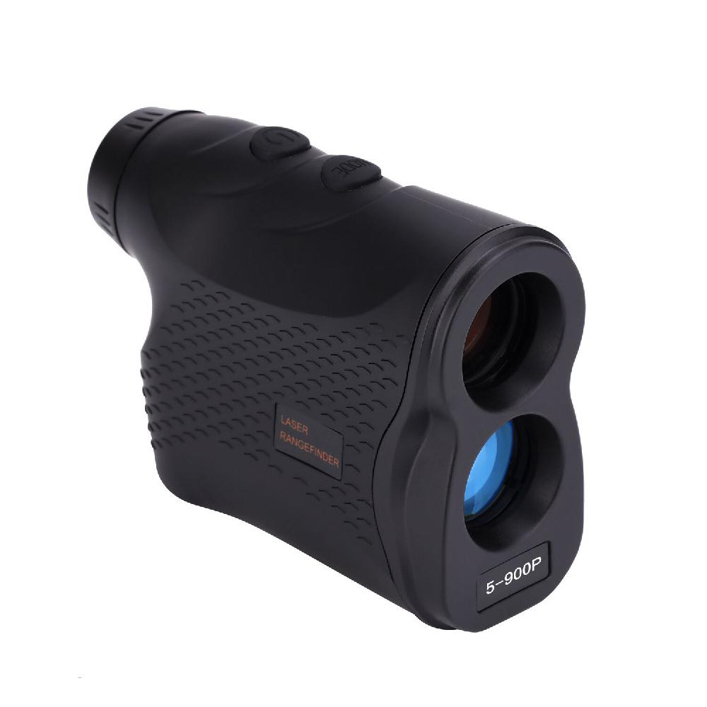 LumiParty Monocular Telescope Laser Range Finder Distance Height Speed Meter Hunting Golf Outdoor Laser Distance Measuring Tool factory sale400m monocular golf laser range finder distance meter measuring equipment with pin seeking function