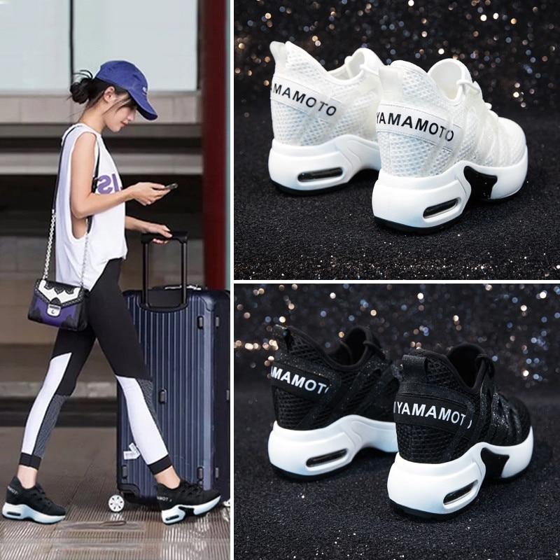2019 alto con 8 centimetri delle signore scarpe casual personalizzato casual scarpe bianco personalizzato nero di alta scarpe Zapatillas de deporte2019 alto con 8 centimetri delle signore scarpe casual personalizzato casual scarpe bianco personalizzato nero di alta scarpe Zapatillas de deporte