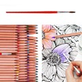 Hero Fine Art Colored Drawing Pencils Set 72 Non-toxic For Writing Sketch Colored lapices School Fine Art Drawing