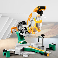 Electric Miter Saw Carpentry Table Saw Double Bevel Miter Circular Saw Multifunctional Woodworking Machines Cutting Tools