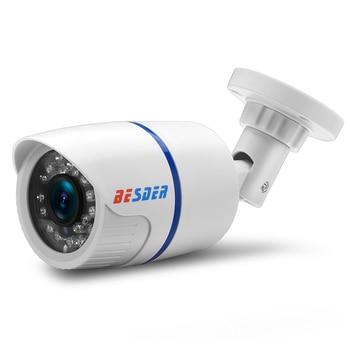 BESDER Full HD 1080P IP Camera DC12V/POE48V Optional ONVIF P2P Motion Detection RTSP Email Alert Surveillance CCTV Camera XMEye Surveillance Cameras