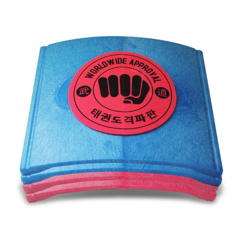 Мягкий rebreakable Панели каратэ тхэквондо Боевые искусства Training ломая доски для малыша взрослых профессиональных ногами плитка многоразовые