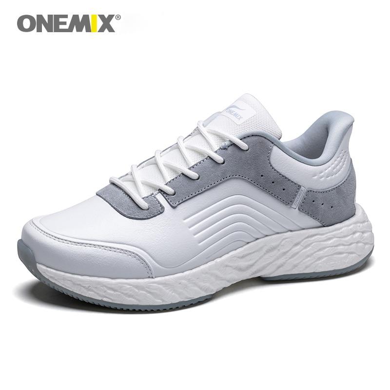 Nouveaux hommes chaussures de course Sports de plein air baskets DMX hommes marche Jogging baskets en Fitness Trekking chaussures en blancNouveaux hommes chaussures de course Sports de plein air baskets DMX hommes marche Jogging baskets en Fitness Trekking chaussures en blanc