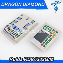 Ruida 6332G Co2 Laser DSP Controller for Laser Engraving and Cutting Machine ruida laser control panel rdlc 320a
