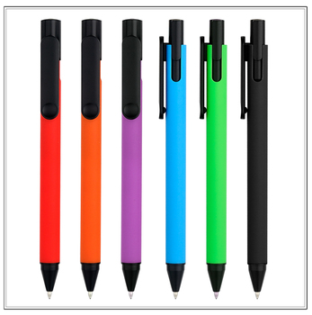 Free 1 Color Logo Promotion Plastic Pen Best For Company Logo  /Gift /Advertising /Office/School Supply/ Business /Ball Pen