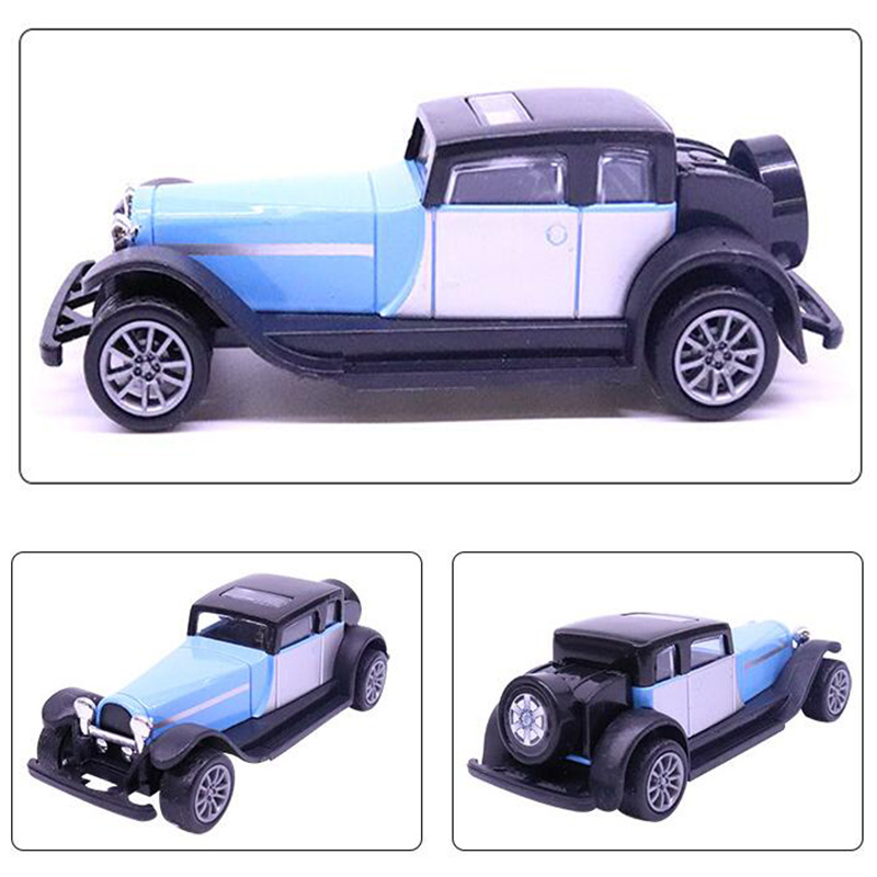 10.5CM <font><b>1</b></font>:<font><b>43</b></font> <font><b>Scale</b></font> Toy <font><b>Car</b></font> Metal Alloy Pull Back Diecast Classical <font><b>Car</b></font> Vehicles <font><b>Model</b></font> Toys Children Kids Collective Collection image