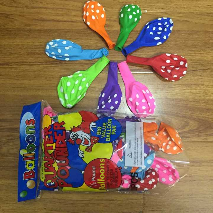 Polka Dot  Latex Balloons 12 Inch 2.8g 50Pcs/Lot Wedding Decoration Party Favor