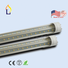 6pcs make in China Hot Sale T8 LED V shape replacement lamp G13 R17D FA8 single base 24W 40W 30W 48W 60W Cheapest