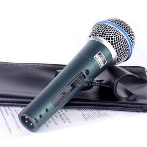 Image 5 - BT58A Professional Switch Vocal Handheld Dynamic Microphone For BETA58A BETA 58A 58 Audio Mixer Karaoke Mic DJ PC Studio Youtube