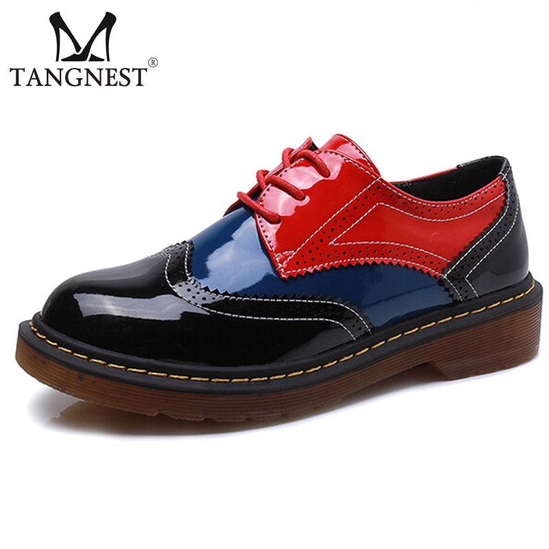 get cheap platform oxford shoes for