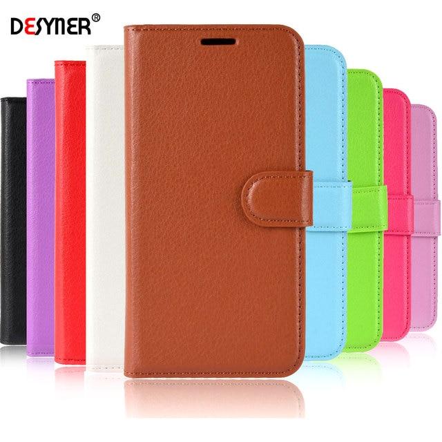 sale retailer ab033 fa292 DESYNER Phone Case For Xiaomi Redmi A4 Case Redmi 4A 4 A Case PU Luxury  Leather Wallet Flip Cover Case for Xiaomi Redmi 4A