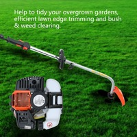 52CC Classic Elbow Grass Strimmer Brush Cutter Multifunctional High Quality Chain Adjuster Tensioner Garden Lawn Mower