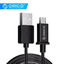 ORIOC Micro USB Cable 2A Fast Charging Cables for Andriod Mobile Phone Samsung Xiaomi Huawei Sony Tablet Cable(China)