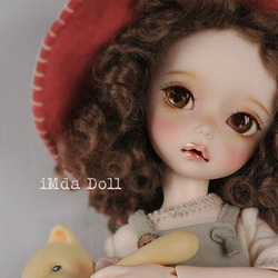 OUENEIFS bjd sd doll Soom imda 3.0 Amellia 1/6 resin figures body model reborn baby girls boy dolls eyes High Quality toys shop