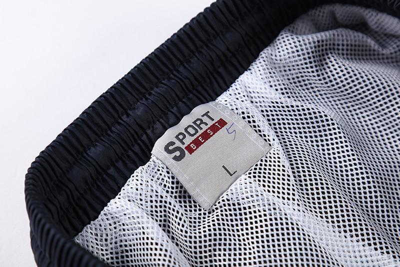New Arrival Marka Dres Casual Sporta Kostiumu Mężczyźni Mody Bluzy Zestaw Kurtka + Spodnie 2 SZTUK Poliester Sportowej Mężczyzn 4XL 5XL SP019 31