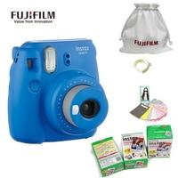 Fujifilm instax mini 9 Instantanea Camera 60 vellen Film Camera doek tas kerstcadeau Fujifilm Instax Mini 8 Bijgewerkte Versie