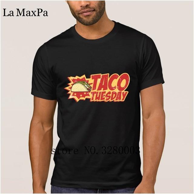 667fd66ae La Maxpa Design Nice Men S T Shirt Vintage Taco Tuesday T Shirt For