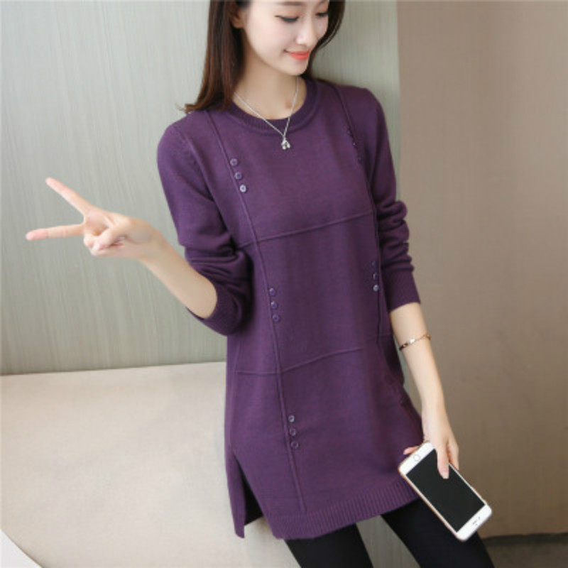 Cheap Wholesale 2018 New Summer Hot Selling Women's Fashion Casual Warm Nice Sweater  MW404